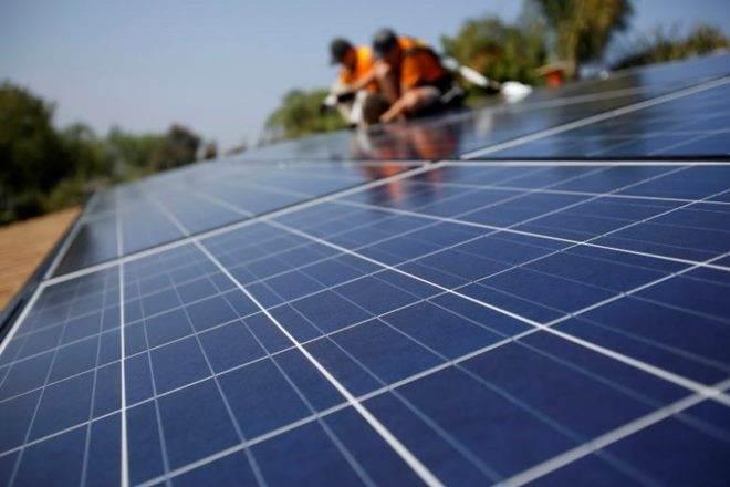 Проектування сонячних електростанцій